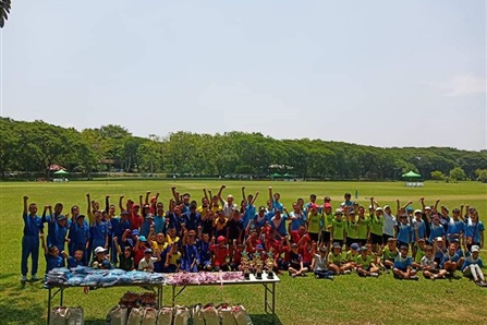 CMSCA completes 20 years thanks to support of Chiang Mai Sixes